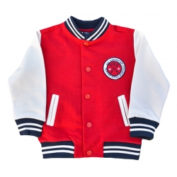 Stilīga jaka Girandola Red